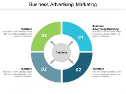 Business Advertising Marketing Ppt Powerpoint Presentation Gallery Show Cpb