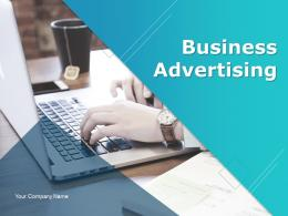 Business Advertising PowerPoint Presentation Slides