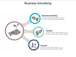 Business Advertising Ppt Powerpoint Presentation File Sample Cpb