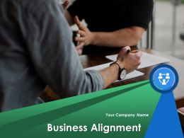 Business Alignment Powerpoint Presentation Slides