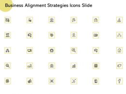 Business Alignment Strategies Icons Slide Technology C263 Ppt Powerpoint Presentation Layouts Summary