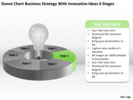 Business Analysis Diagrams Chart Strategy With Innovative Ideas 6 Stages Powerpoint Slides