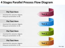 Business Analysis Diagrams Process Flow Powerpoint Templates PPT Backgrounds For Slides