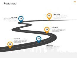 Business Analysis Methodology Roadmap Ppt Summary Information
