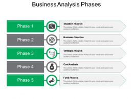 Business Analysis Phases