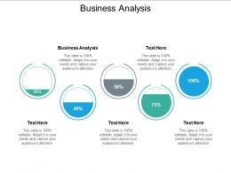 Business Analysis Ppt Powerpoint Presentation Model Show Cpb