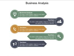 Business Analysis Ppt Powerpoint Presentation Professional Sample Cpb