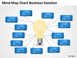 Business Analyst Diagrams Chart Solution Powerpoint Templates Ppt Backgrounds For Slides 0523