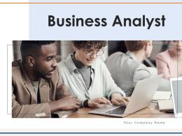 Business Analyst Representation Innovative Processes Research Management