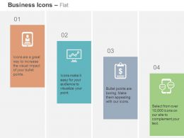 Business Analytics Business Profile Plan Discussion In Sms Ppt Icons Graphics
