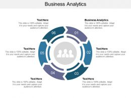 Business Analytics Ppt Powerpoint Presentation Professional Example Topics Cpb