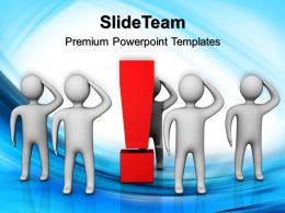 Business And Strategy Powerpoint Templates Think For Solution Ppt Theme