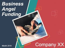 Business Angel Funding Powerpoint Presentation Slides
