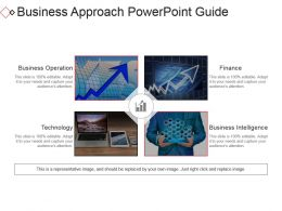 Business Approach Powerpoint Guide