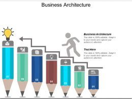 Business Architecture Ppt Powerpoint Presentation File Show Cpb