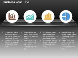 Business Bar Graph Financial Analysis Curve Pie Chart Ppt Icons Graphics