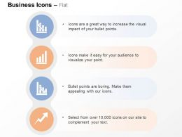 Business Bar Graph Growth Decline Arrow Analysis Chart Ppt Icons Graphics