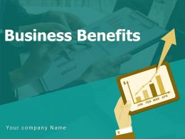 Business Benefits Flexibility Data Security Resource Sharing Agility
