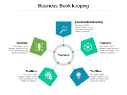 Business Book Keeping Ppt Powerpoint Presentation Portfolio Designs Cpb