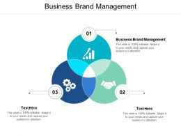 Business Brand Management Ppt Powerpoint Presentation File Introduction Cpb