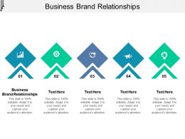 Business Brand Relationships Ppt Powerpoint Presentation Inspiration Show Cpb