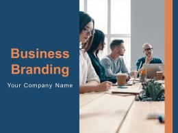 Business Branding Powerpoint Presentation Slides