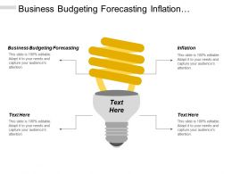 Business Budgeting Forecasting Inflation Company Reporting Consumer Reports Cpb