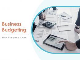 Business Budgeting Powerpoint Presentation Slides