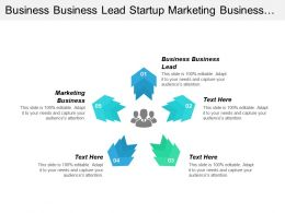 Business Business Lead Startup Marketing Business Business Market Cpb