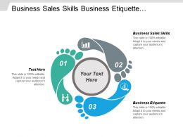 Business Business Sales Skills Business Etiquette Marketing Trend Cpb