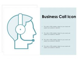 Business Call Icon