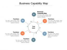 Business Capability Map Ppt Powerpoint Presentation Gallery Master Slide Cpb