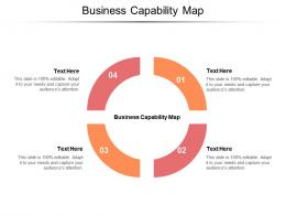 Business Capability Map Ppt Powerpoint Presentation Infographic Template Example Cpb