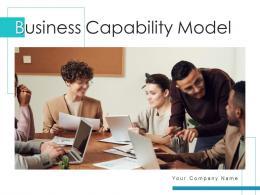 Business Capability Model Enterprise Architecture Development Capability
