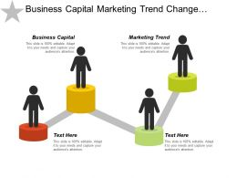 Business Capital Marketing Trend Change Management Manufacturing Plants