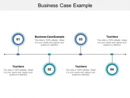 Business Case Example Ppt Powerpoint Presentation Layouts Styles Cpb