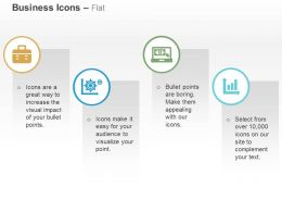 Business Case Growing Gears Chart Online Banking Ppt Icons Graphics