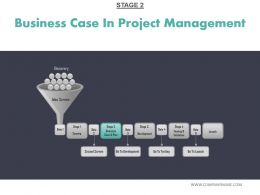 Business Case In Project Management Example Of Ppt