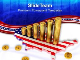Business Cash Growth Powerpoint Templates And Themes Workflow Presentation