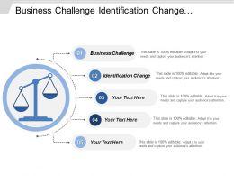 Business Challenge Identification Change Determining Impact Cumulative Change