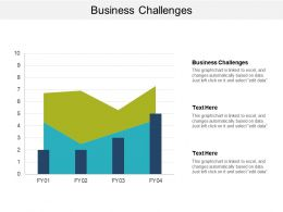 Business Challenges Ppt Powerpoint Presentation Diagram Cpb