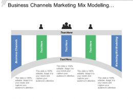 Business Channels Marketing Mix Modelling Inventory System Management Cpb