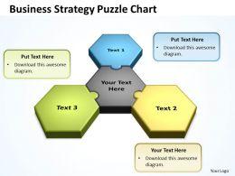 Business Chart diagram Powerpoint templates 5