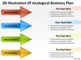 Business Charts Examples Analogical Plan Powerpoint Templates PPT Backgrounds For Slides