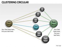 Business Clustering Diagram