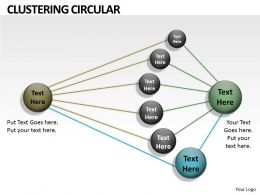 Business Clustering Layout