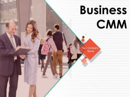 Business Cmm Powerpoint Presentation Slides
