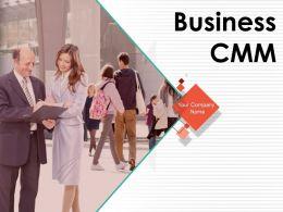 Business Cmm Powerpoint Presentation Slides