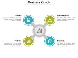 Business Coach Ppt Powerpoint Presentation File Design Ideas Cpb