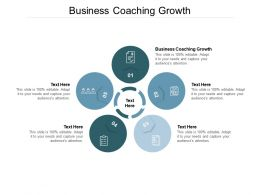 Business Coaching Growth Ppt Powerpoint Presentation Portfolio Tips Cpb